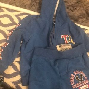 Kids true religion set